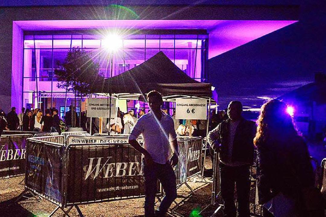 Stilvolle Location, lockere Atmopshäre: das Weingut Weber    Foto: Promotion, Weingut Weber