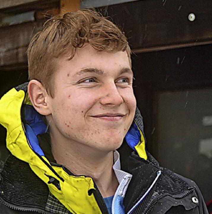 Meister der Altersklasse U 18: Luis Diehm vom SC Neustadt   | Foto: junkel