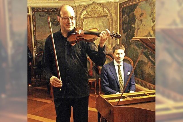 In der Konfrontation mit Mozart