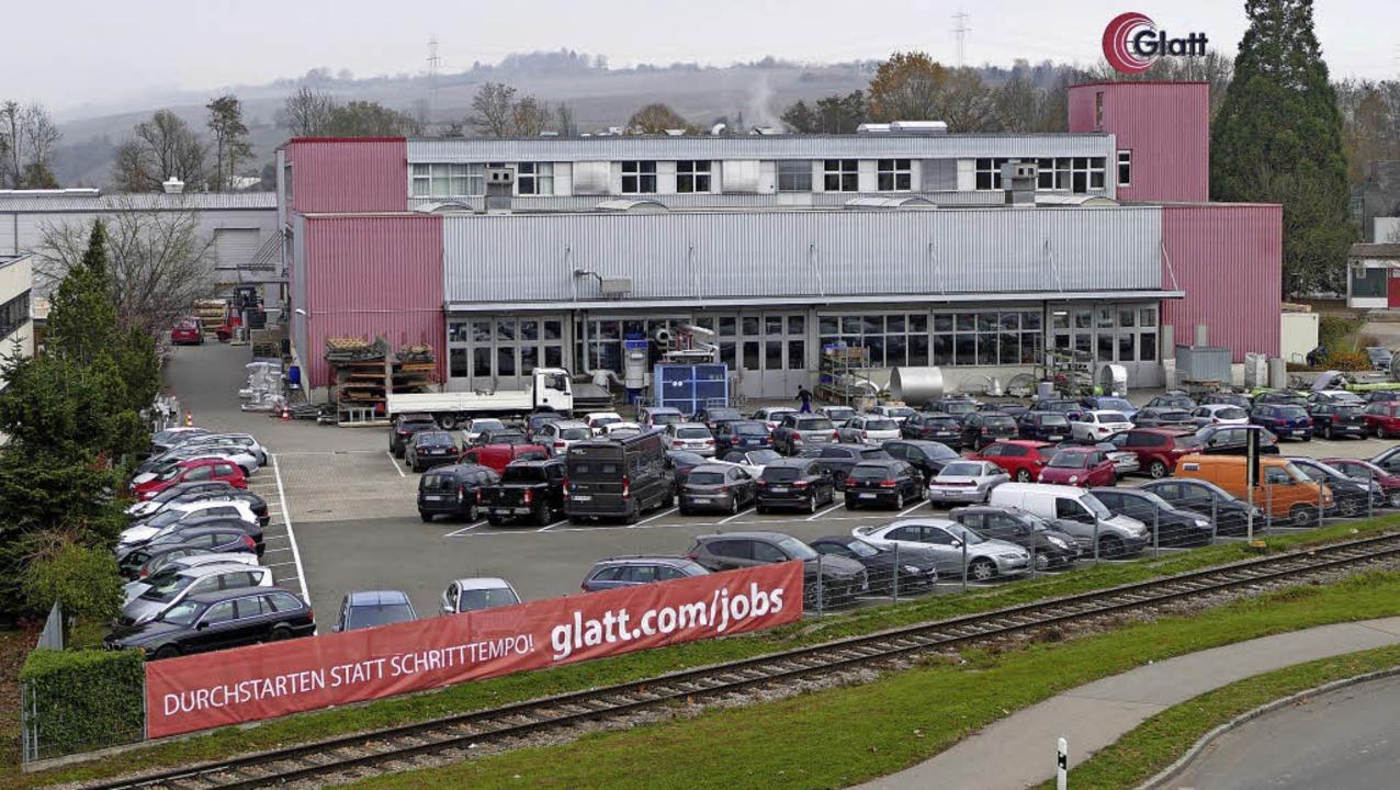 Nicht nur in Binzen, wie hier bei der ...iete und Betriebsareale  erschließen.   | Foto: Langelott