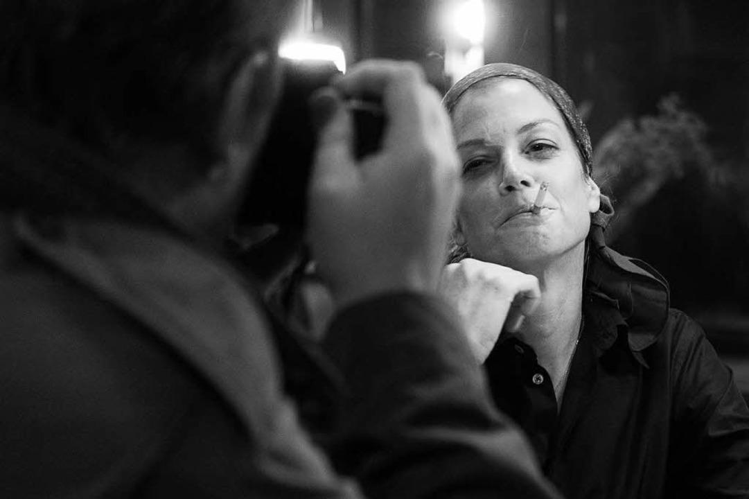 Marie Bäumer verkörpert die Filmikone Romy Schneider sehr glaubwürdig.  | Foto: Rohfilm Factory/Prokino/ Peter Hartwig
