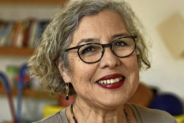 Veronica Köhler vom Vorstand der liberalen jüdischen Chawurah Gescher ergründete ihr Jüdischsein erst spät