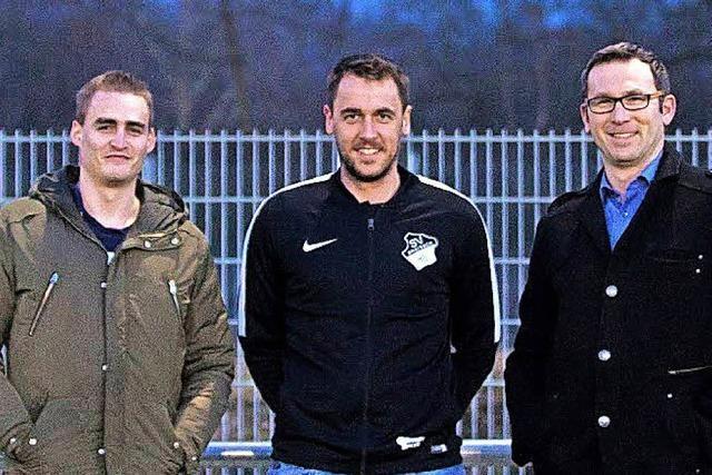 Christian Ganter wird Trainer beim SV Breisach