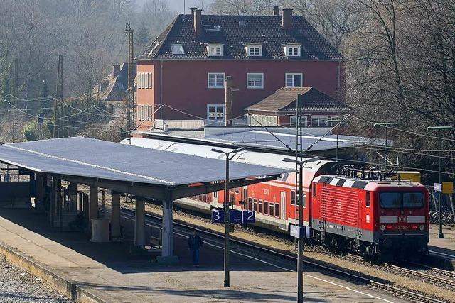 Wiehrebahnhof wird zur Schaltzentrale beim S-Bahn-Großprojekt