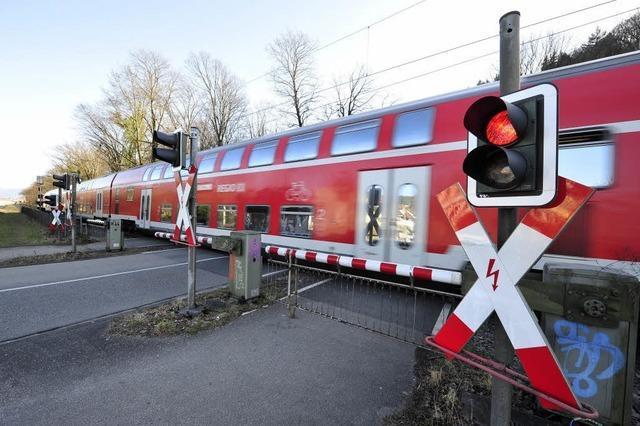 An diesen 5 Stellen wird in Freiburg beim S-Bahn-Großprojekt gebaut