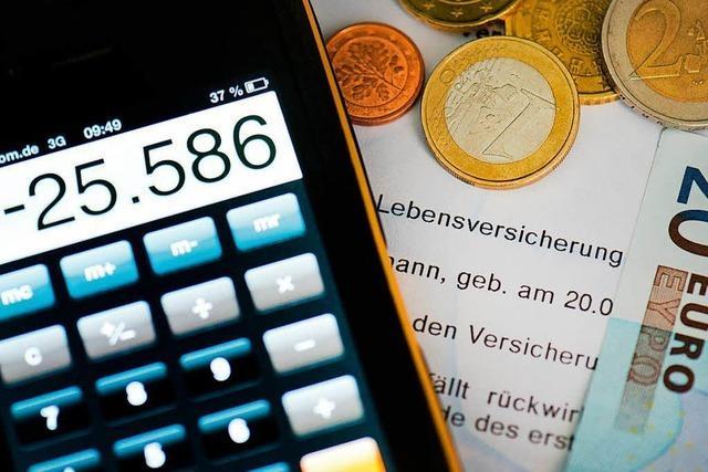 Versteckte Kosten: Wie teuer sind Finanzprodukte tatsächlich?