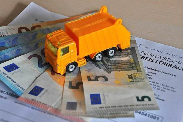 Warum die Müllgebühren im Landkreis Lörrach deutlich gestiegen sind