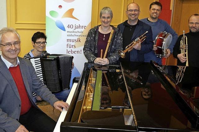 Musikunterricht für jedes Alter