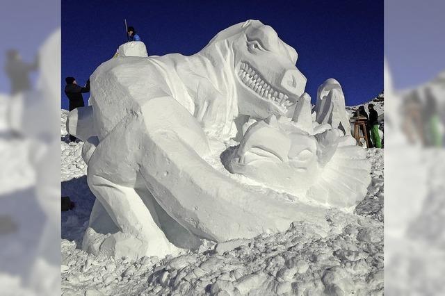 Todtmoos ganz im Zeichen des Wintersports