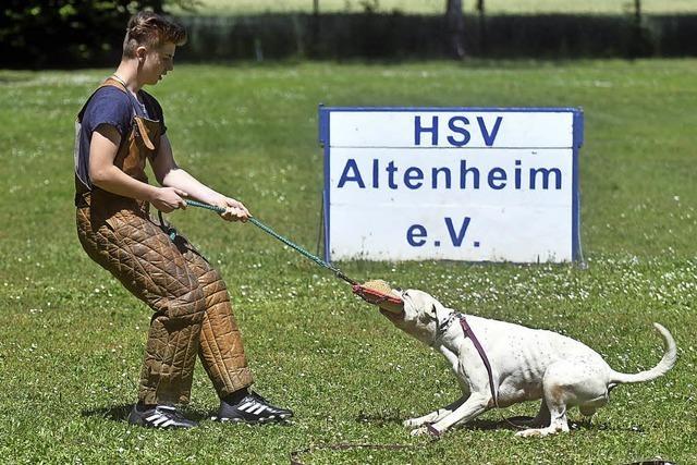 Hundesportverein Altenheim ist jetzt gemeinnützig