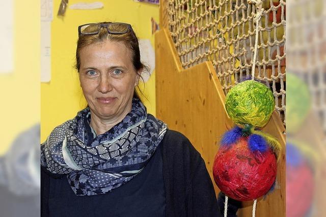 Neue Leiterin im Kindergarten Egringen