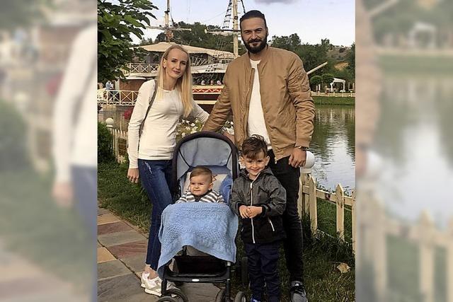 Wie Rheinfelder ihre Kinder auf Albanisch und Deutsch erziehen
