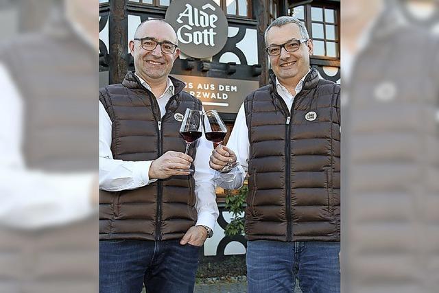 Weinquartett startet Exportoffensive