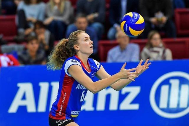 Annie Cesar aus Bad Krozingen peilt Meistertitel an