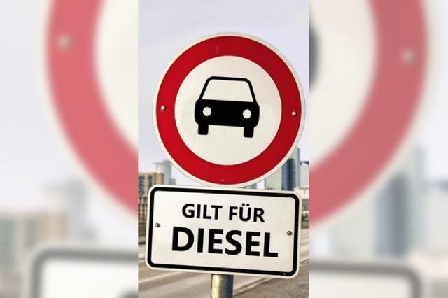 Der Diesel steht auf dem Prüfstand