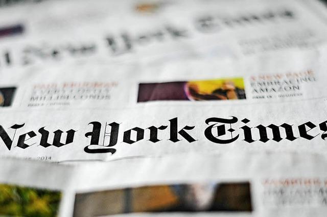 Eine Zeitung bleibt nur über Qualität im Geschäft