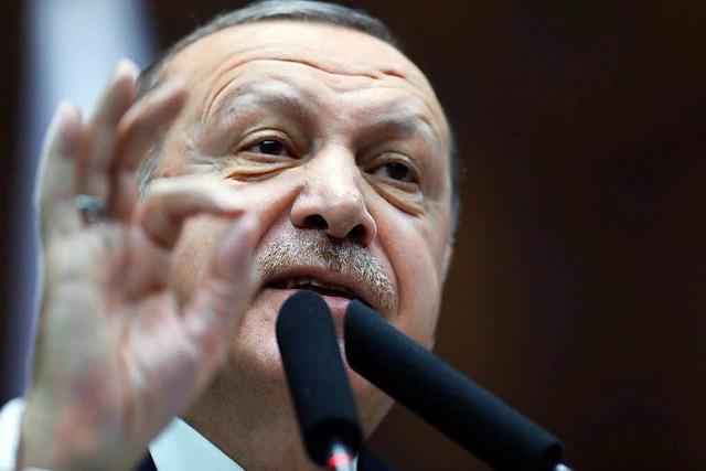Erdogans riskante Strategie