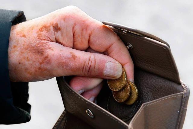 Ein Trickdieb überlistet in Lörrach einen 76-Jährigen