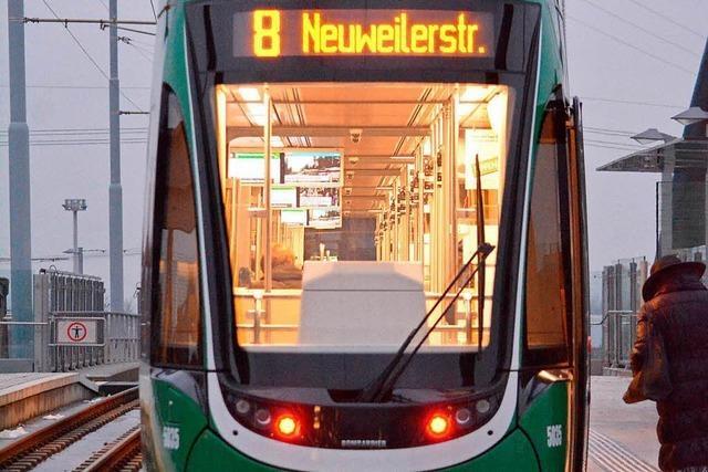 Weniger Fahrgäste nutzten 2017 in Basel Tram und Bus
