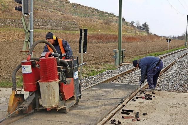 Bahnarbeiten
