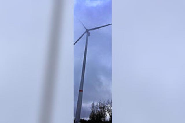 Sallnecker diskutieren lebhaft über Windkraft
