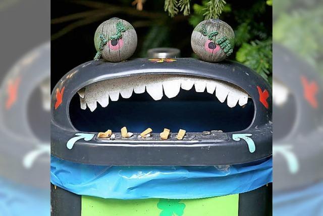 RAUSGEFISCHT: Von Müll und Gebühren
