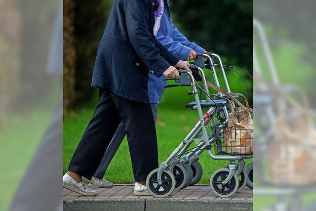 So setzt sich der Stadtseniorenrat in Rheinfelden für ältere Menschen ein