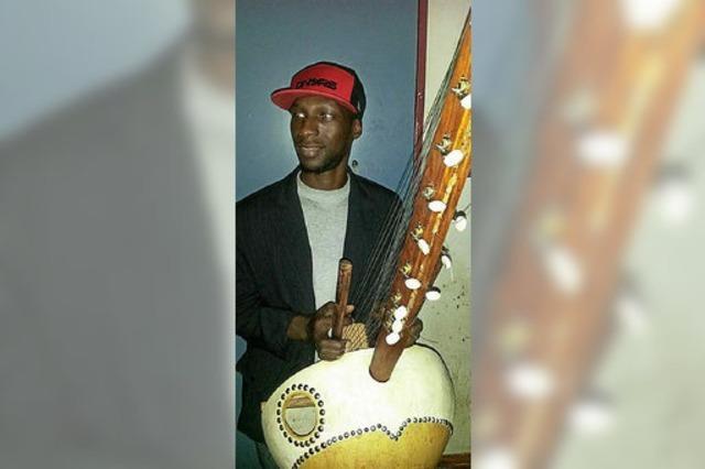 Afrikanische Kora und Jazz