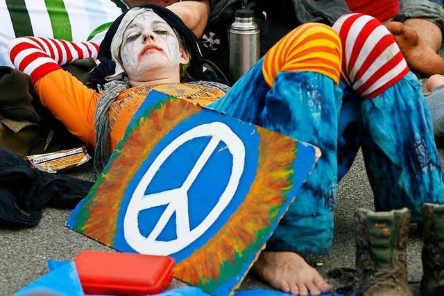 Was ist das Peace-Zeichen?