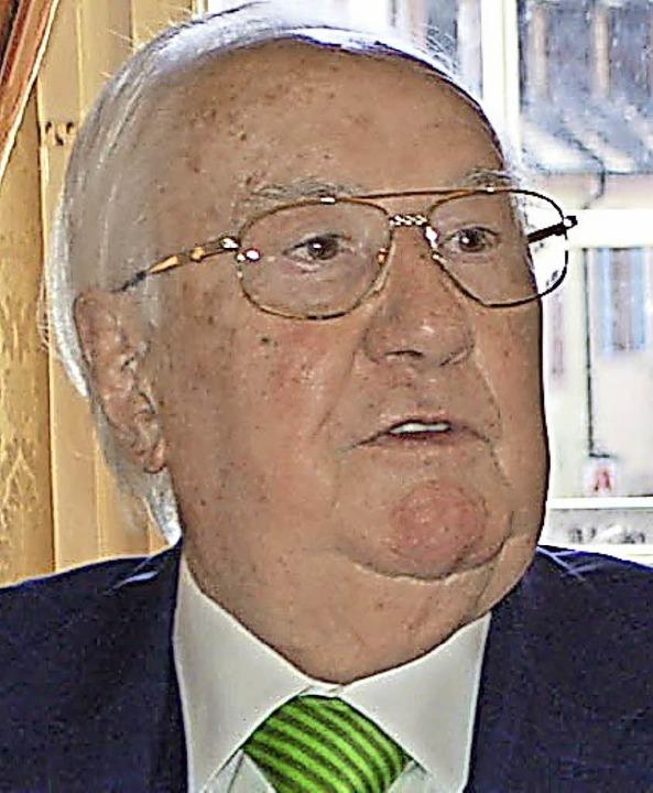 Erwin Junker Bühl