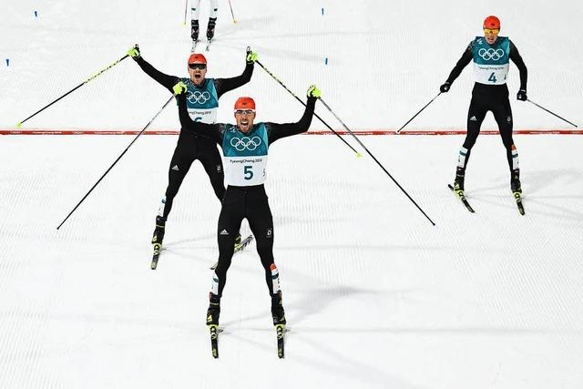 Olympiateilnehmer Fabian Rießle: