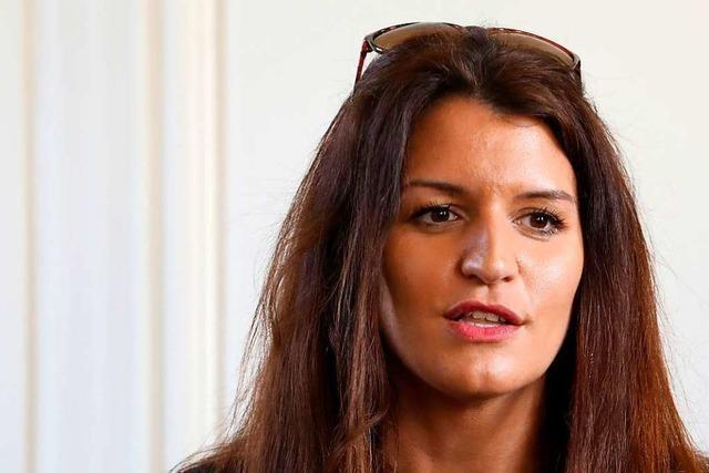Frankreichs Frauenministerin Marlène Schiappa: Mama arbeitet zwischen allen Fronten