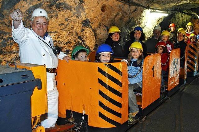 Neue Führer für das Bergwerk Finstergrund in Wieden gesucht