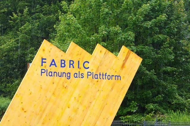 Bürger sollen ihre Ideen in das Projekt Fabric in Lörrach einbringen