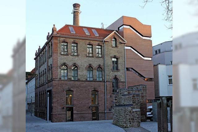 Tonofenfabrik ist Herberge der Stadtgeschichte