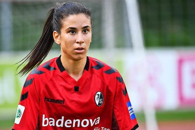 Nationalstürmerin Kayikci verlängert ihren Vertrag beim Sportclub