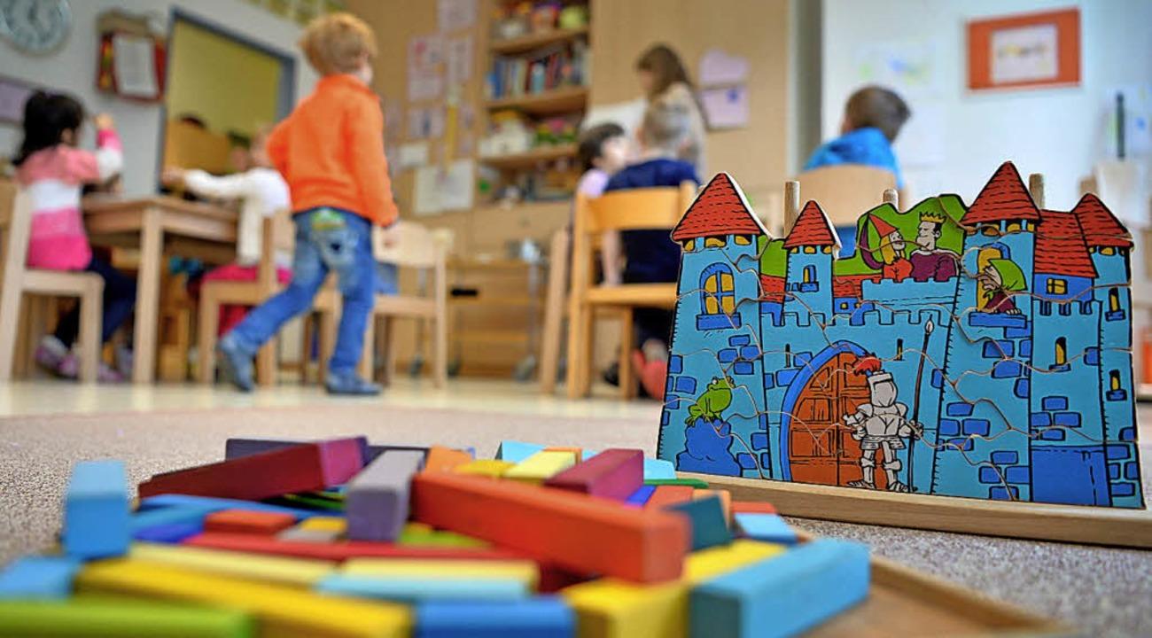 Badenweiler stellt  für Betreuungsange...das macht sich im Haushalt bemerkbar.     Foto: symbolbild: dpa
