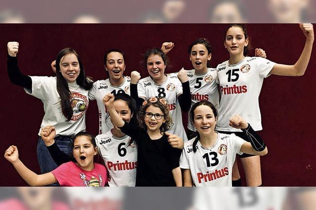 Souveräne Volleyball-Meisterinnen