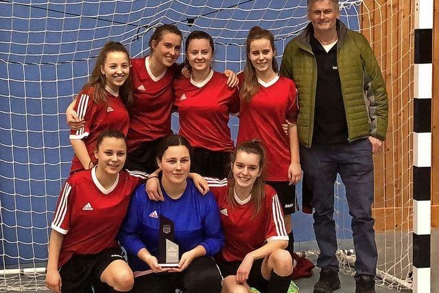 Fußball-Mädels sichern sich Meistertitel
