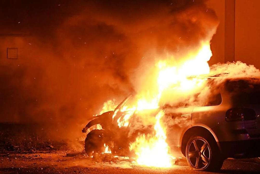 Die Serie der Brandstiftungen will nicht enden.  | Foto: Wolfgang Künstle