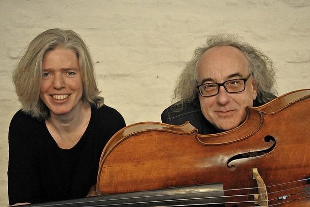 Kammermusik in der Kulturscheune Kleinkems mit Michaela Bongartz und Ewald Gutenkunst
