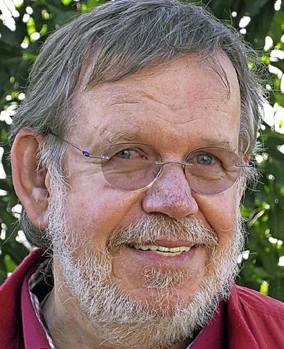 Hans-Dieter Straup  | Foto: privat