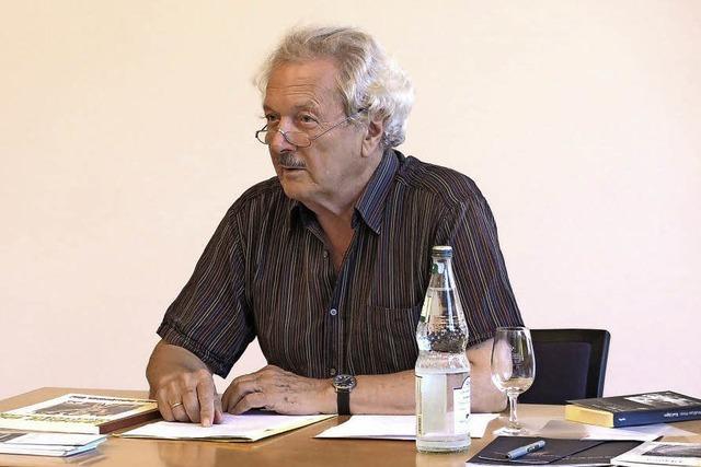 Vortrag mit Dr. Wolfram Wette in Müllheim