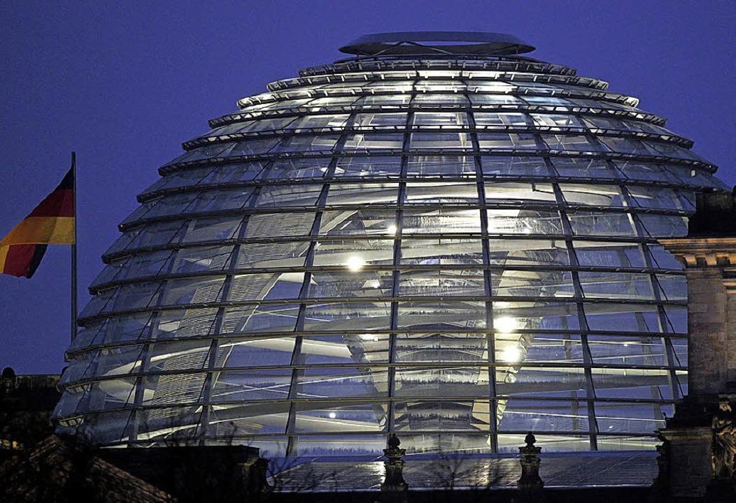 Reichstag    Foto: Wolfgang Kumm