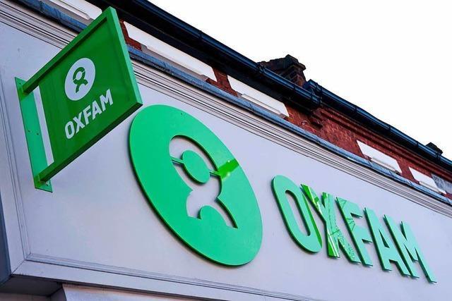 Oxfam-Skandal: Vertrauen ist ein sensibles Gut