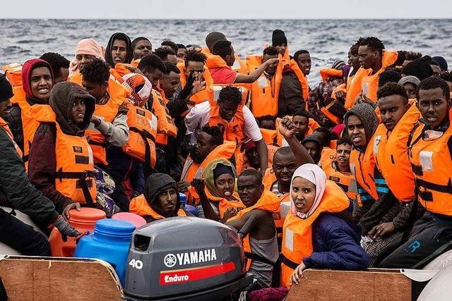 Merkels Vorstoß in Sachen EU-Flüchtlingspolitik hat Charme
