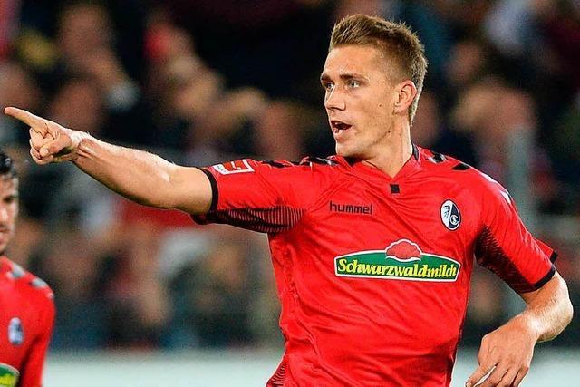 Mit der Vertragsverlängerung von Petersen ist dem SC Freiburg ein Coup gelungen
