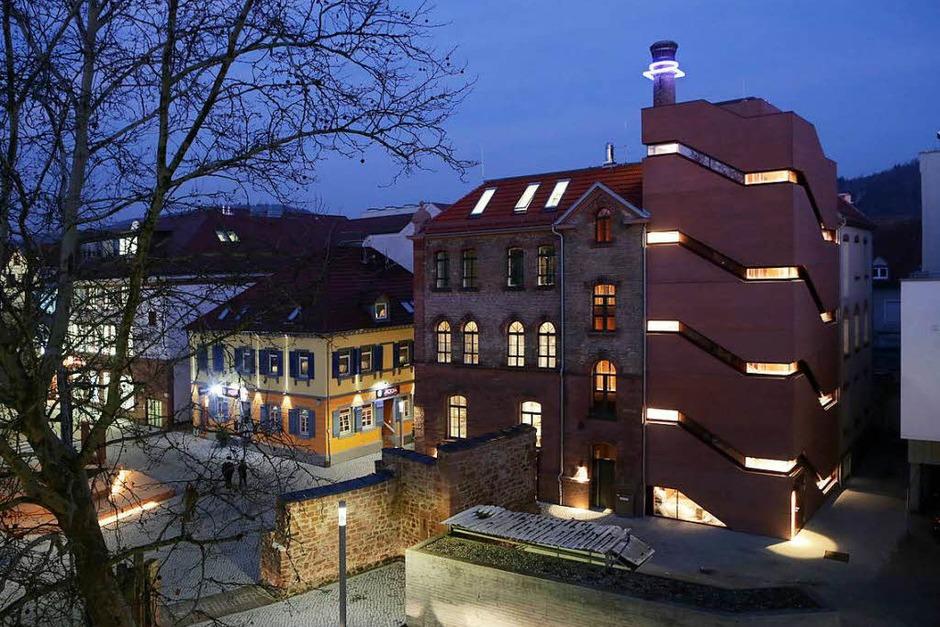 Das neue Lahrer Stadtmuseum (Foto: Christoph Breithaupt)
