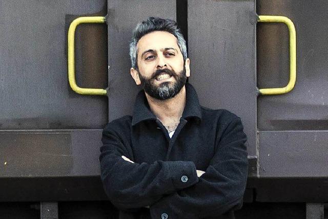 Der in Weil aufgewachsene Filmemacher Mahir Yildiz will dem IS etwas entgegen setzen