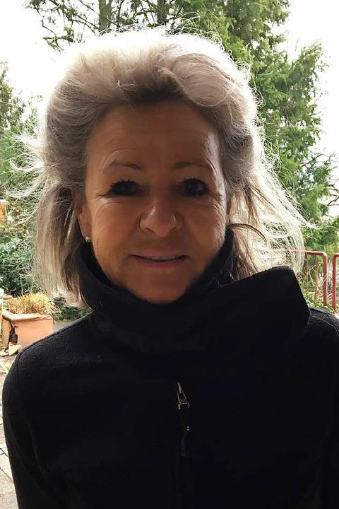 Annette Theobald ist Leiterin der Freiburger Tafel  | Foto: Privat